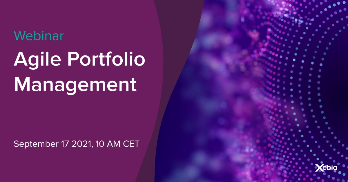 Agile Portfolio Management-1