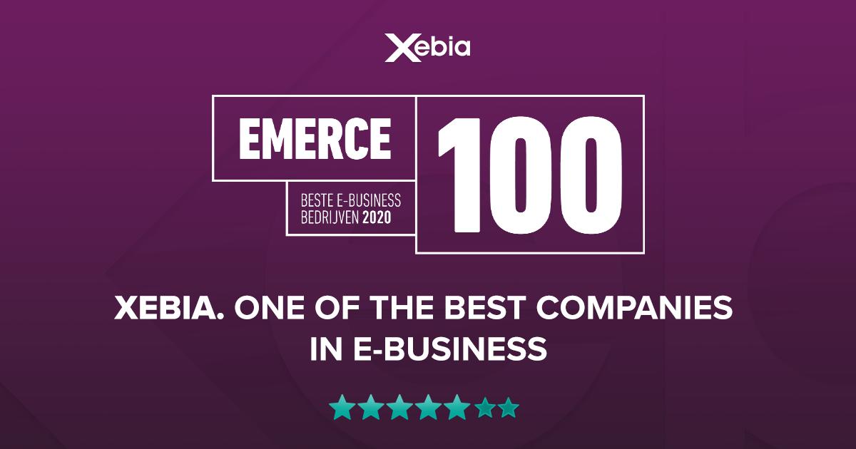 Banner - Emerce100v2