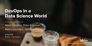 Breakfast session Devops for datascience 01-10-19