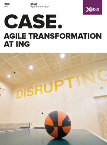 The Agile Transformation at ING