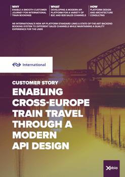 NS International's modern API platform