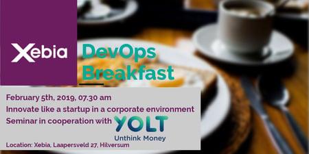 DevOps Breakfast February 5 2019