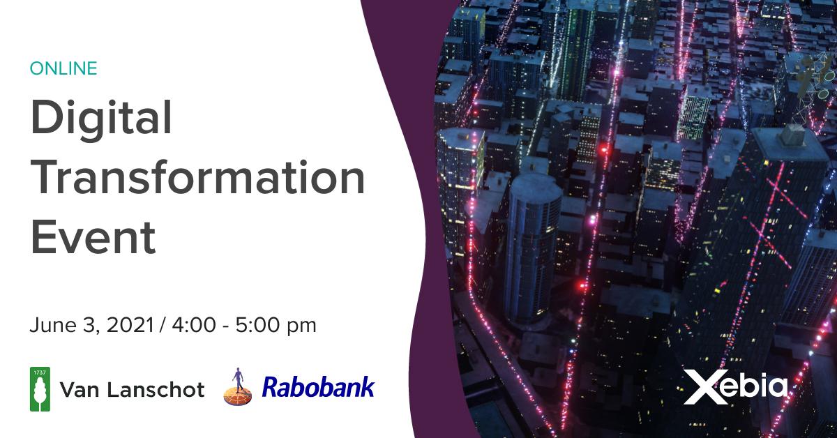 Digital Transformation Event