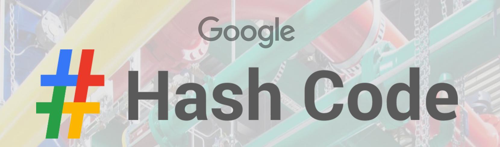google hashcode at godatadriven