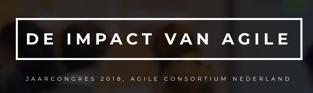 Jens Broetzmann Xebia op Jaarcongres Agile Consortium 2018