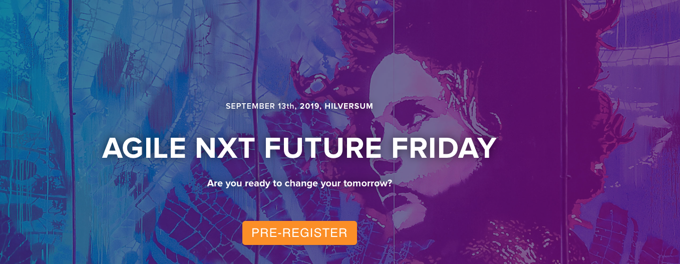 AGILE NXT Future Friday September 13, 2019