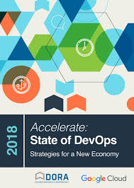 accelerate state of devops report