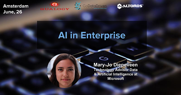 AI in Enterprise at Meetup AI/ML 26 June 2018