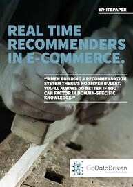 Real-time recommenders in e-commerce